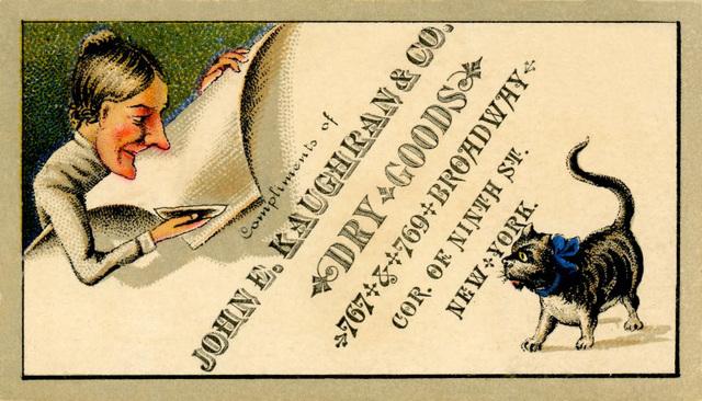 John E. Kaughran and Company, Dry Goods, New York City, N.Y.