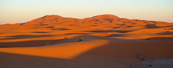 Morocco - Merzouga, Erg Chebbi