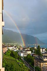 130624 arc-en-ciel Montreux
