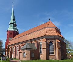 (7) Kirchen im Alten Land: Steinkirchen-St.  Martini et Nicolai