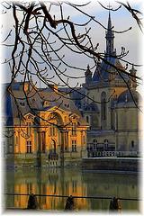 Château au lever