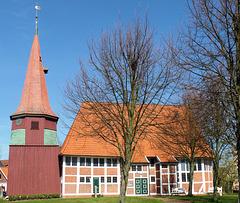 (8) Kirchen im Alten Land: Grünendeich-St. Marien
