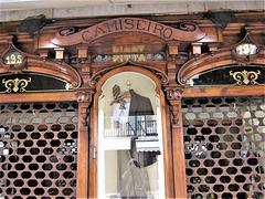 Schaufenster von Camiseiro Pitta in Lissabon (1 PiP)