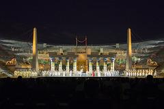 Fenced Aida in Verona - HFF!