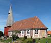 (10) Kirchen im Alten Land: Hollern-Twielenfleth-St. Marien