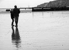 The joy of seaside holidays