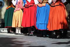 Jupes d 'autrefois / Skirts of yester years