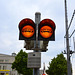Leipzig 2015 – Tram warning lights