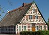 Fachwerk im  Alten Land: Ehemaliges Bauernhaus in  Königreich-Mark