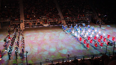 The Tattoo Dance  Company ~ The Royal Edinburgh Military Tattoo  ~ 2018