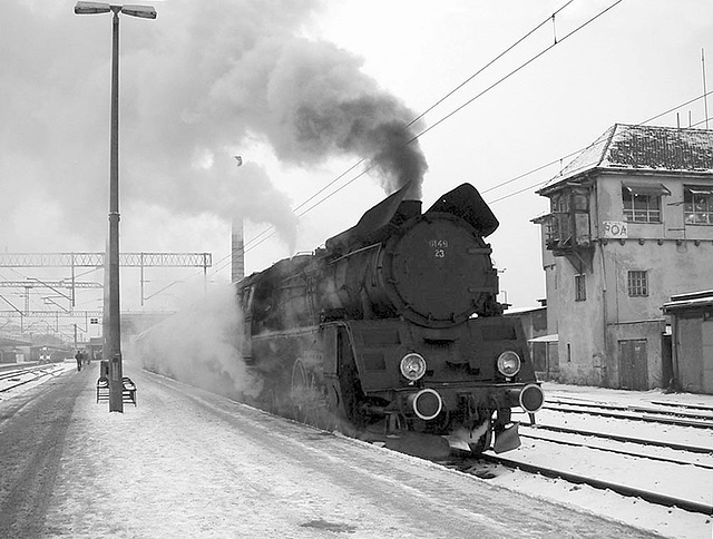 Poznan Poland 3rd February 2003