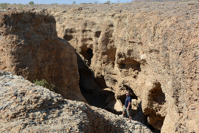 Namibia, Take a Look Deep into the Canyon of Sesriem