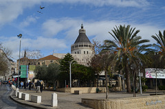 Nazareth, The Church of Annunciation