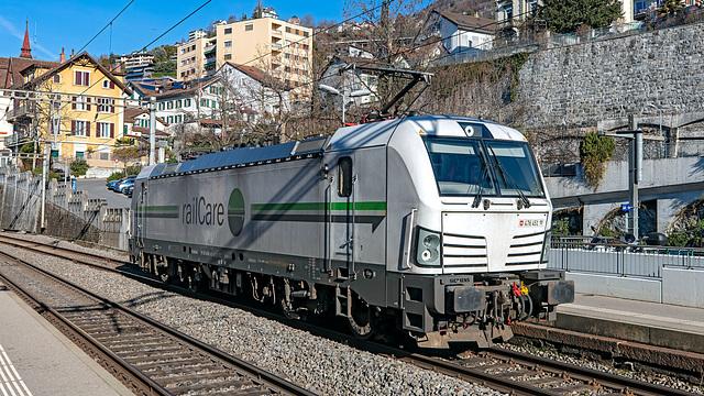 200112 Montreux Re476 Vectron 1