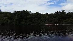 Venezuela, Upstream along the River of Carrao