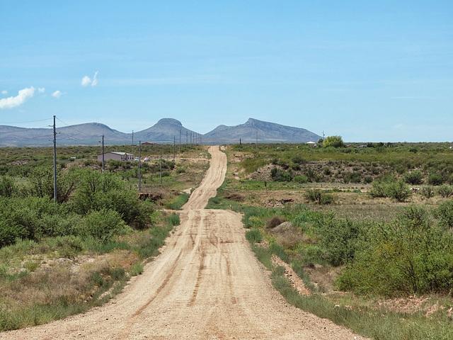 South Paloma Trail
