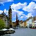 Marktplatz in Altenburg