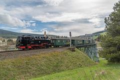 Am Hüttenbachtal-Viadukt