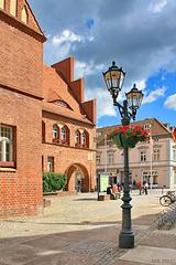 Wittstock, Rathaus