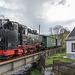 Erzgegebirgsbahn in Neudorf/Erz. über die Sehma