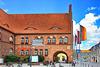 Wittstock, Rathaus Ostflügel