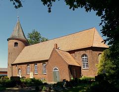 (9) Kirchen im Alten Land: Hollern-St. Mauritius