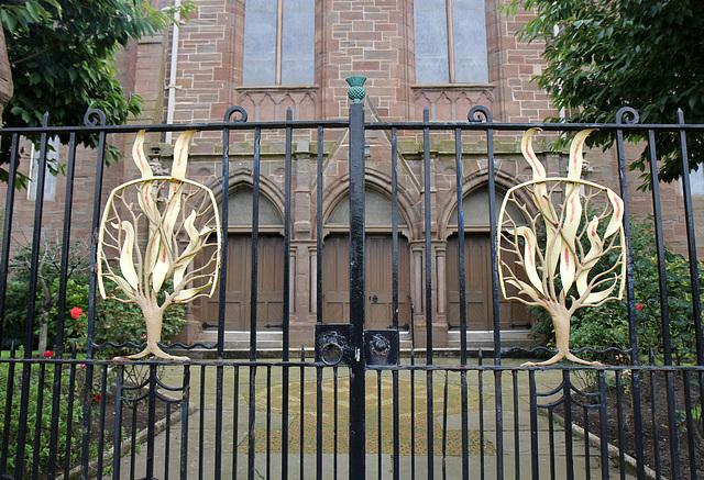 HFF everyone.  Arbroath Abbey Church