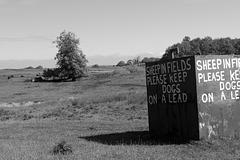 Countryside Code - reminder