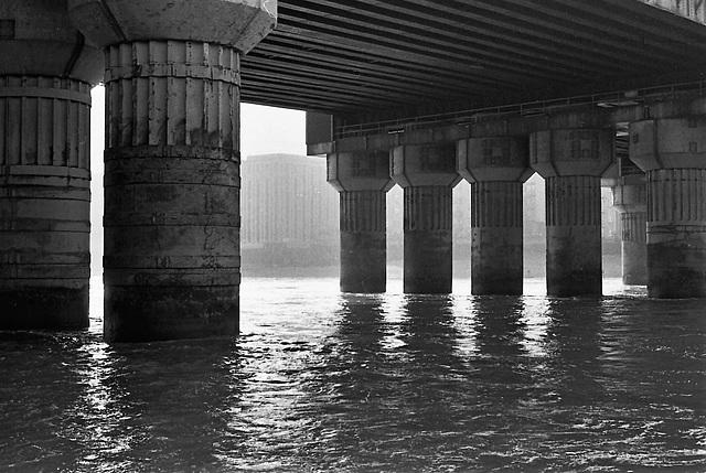 Canon Street Bridge EC4.