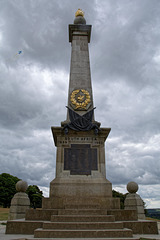 Coombe Hill Monument - Second Boer War
