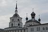 Спасо-Преображенский Соловецкий монастырь, Колокольня и Никольская Церковь