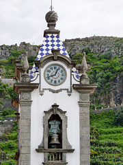 Funchal : Igreja Matriz de São Bento - il campanile