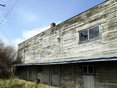 Old feed & farm supply store