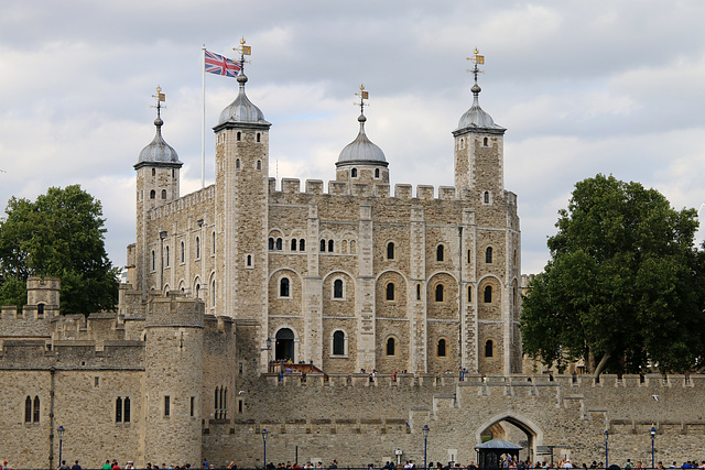 The Tower of London (Explored)