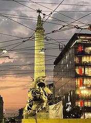 Piazza Cinque Giornate, Milano