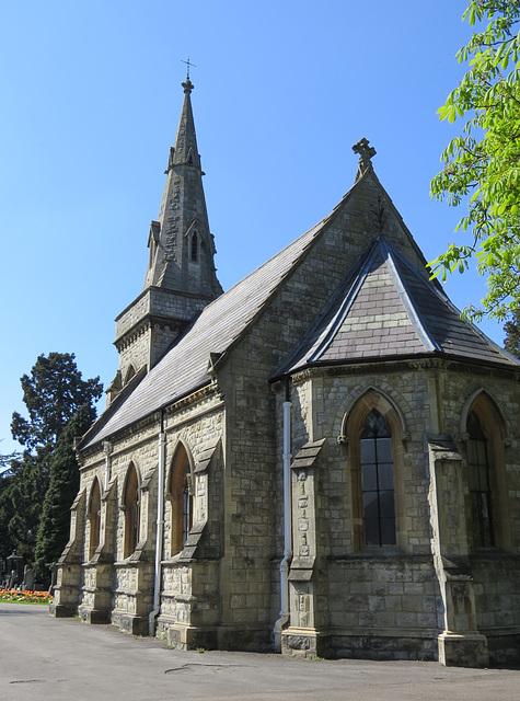 lavender hill cemetery, cedar rd., enfield, london