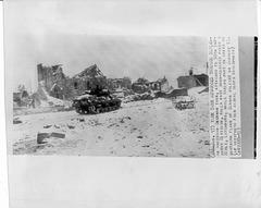 Sherman Tank 1945