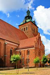 Wittstock, Marienkirche
