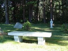 Shepard bench
