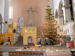München - Krippe in St. Maximilian