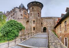 Neubearbeitung: Schloss Wernigerode