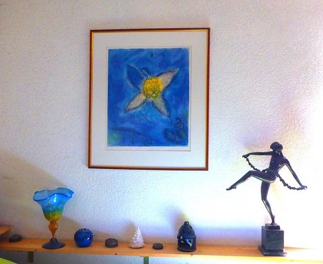 Engel und Tänzerin - anĝelo kaj dancistino