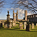 St. Andrews Cathedral Ruins and Cemetery, Fife, Scotland