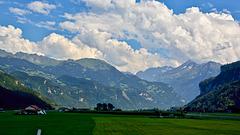 Lauterbrunnental Schweiz