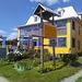 Un gîte du Québec aux couleurs vivifiantes