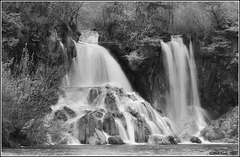 Mono Waterfall
