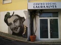 Laura Alves Mural.