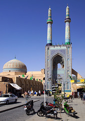 Jameh Mosque of Yazd