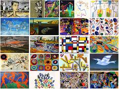 22 Loved Modern Paintings