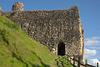 Entrée du Château de Ventadour